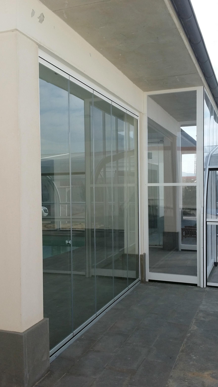 Cerramiento de jardin empresa de cerramientos cortinas de cristal techos p rgolas - Cerramientos para jardines ...